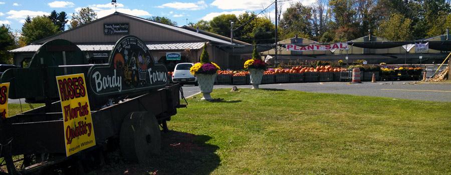 Fall at Bardy Farms