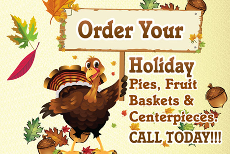 HOLIDAY PIES & MORE!